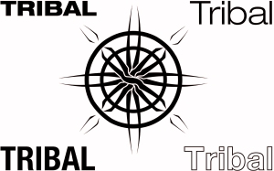 Tribal feat. Helvetica