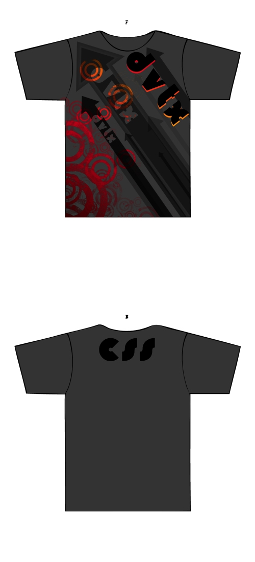 DVTX grungearrowshirt